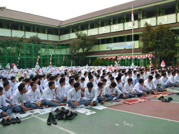 Kegiatan Doa Bersama Menyambut Hari Raya Idul Adha 1440 H